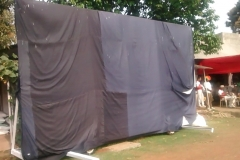 Air India Ground Side Screen