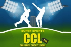 Super Sports Corporate League tournament logo 1