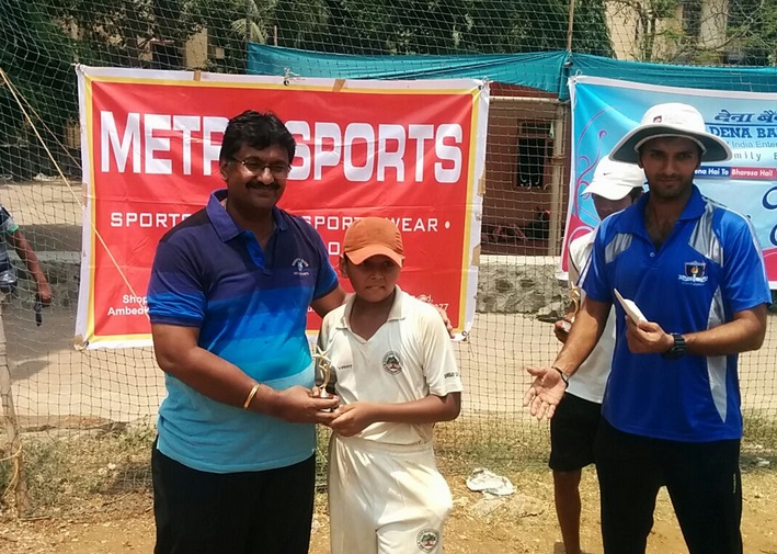 Achievers Cricket Academy U 12 cricket tournament pics