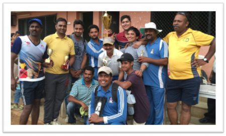CCD AVENGERS Team with Good Will Trophy