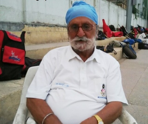 Gurcharan Singh, Founder, Dronacharya Cricket Foundation
