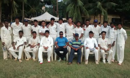 Winning Rizvi team