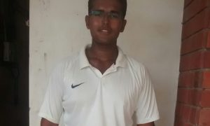 Rudra Dhandey - 41 runs and 80 runds