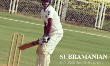 Subramanian DY Patil Sports Academy