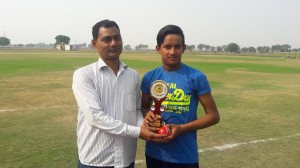 Surinder Khanna Academy beats New Era School by 9 wickets; Sanjay Bisht takes five-for