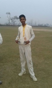 Man of the Match: Ubed Khan (4-25 in 7 overs)
