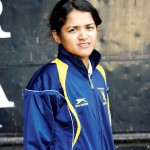 Mumbai's Humaira Kazi scored 64 runs off 65 balls against Baroda