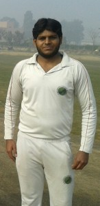 Best Emerging Player of the Series: Anil Sharma