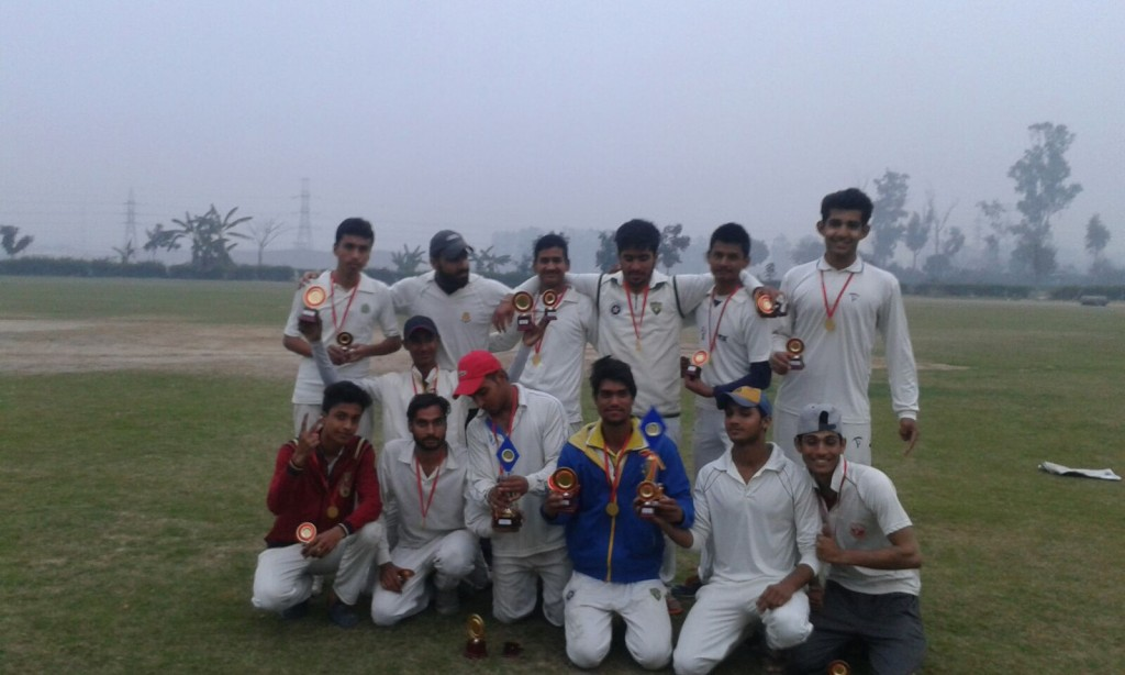 Runners up: Sultan Sports