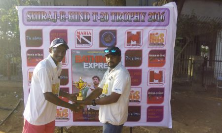 Man of the Match: Akshay of Omni Marines (68 runs and 3-38 in 4 overs)