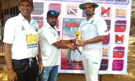 Man of the Match: Dinesh Iyer of Nomura (67 not out of 46 balls)