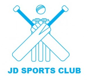 Jitendra Deshmukh's JD Sports Club's logo