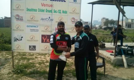 Man of the Match: Saurav Gaur of WCE (63 runs off 33 balls)
