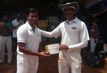 Swapnil bowls out HUL to help Deutsche Bank win the Dreamz T20 match