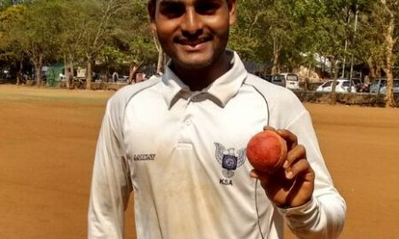 Man of the Match: Vaibhav Mali (174 runs and 5-3 in 3 overs)