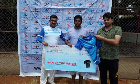Man of the Match: Matthew (5-26 in 4 overs and 5 runs off 2 balls), mumbai