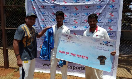 Man of the Match: Mayuresh (29 not out off 14 balls and 4-1 in 1.5 overs), Mumbai