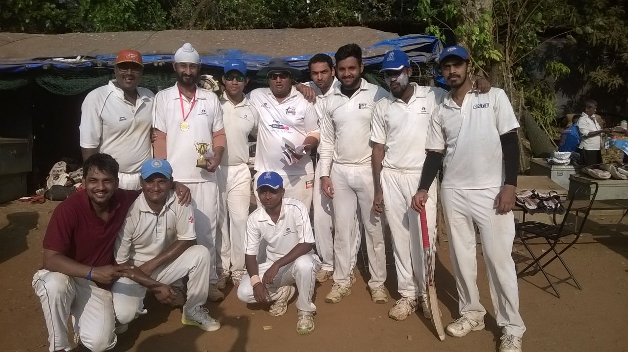 Pritam bowls out Mahindra to help TCS clinch a victory in Milan Mega ...