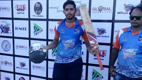 Man of the Match: Prasad Patil (70 not out off 34 balls and 1-18 in 2 overs, Mumbai