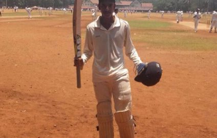Man of the Match: Ritesh Patil (142 runs off 126 balls)