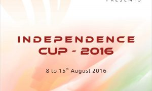Independence Cricket Cup 2016