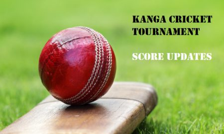 Kanga Cricket Tournament Scores
