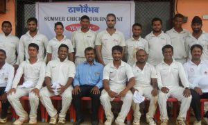 Intelenet Global - Winners of Thane Vaibhav Cricket Tournament 2015-16