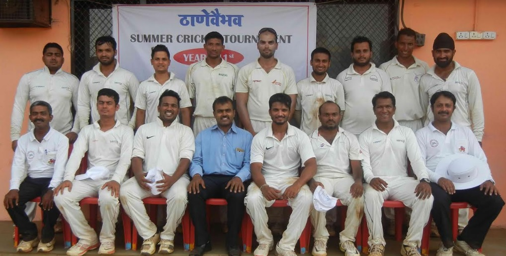 Invitation For Corporate Cricket Tournament: 42nd Thane Vaibhav Inter Corporate Cricket Tournament 2017