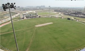 Gaur City Cricket Stadium