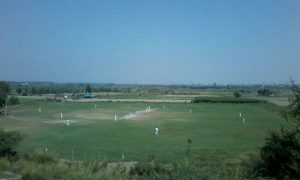 Rajvanshi Cricket Ground