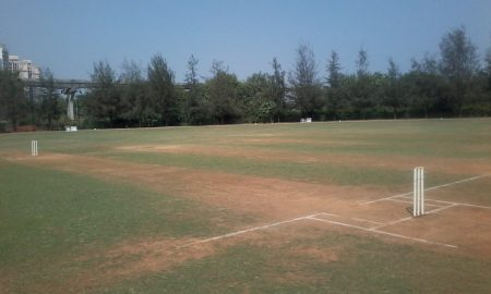 Ajmera Cricket Ground, Bhakti Park, Wadala, Mumbai