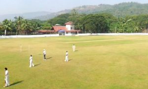 Chereshwar Cricket Ground trombay