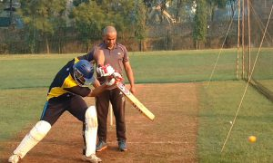 Personal cricket coaching under Rohit Rane