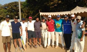 Milan Mega Corporate Cricket League 2016-17
