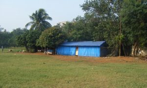 Muslim United Cricket Ground Azad Maidan