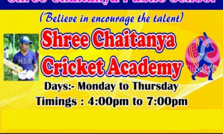 Shree Chaitanya Cricket Academy