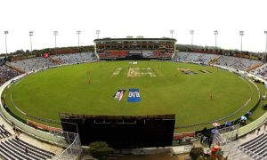 Nehru Stadium Cricket Ground Pune