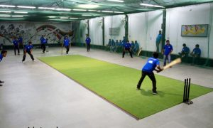 Ajmera Indoor Cricket Ground