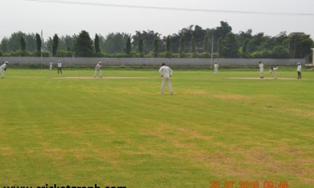 Nischay Cricket Ground