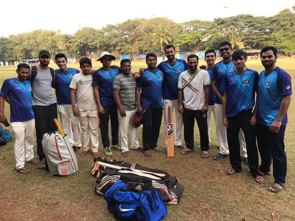 Automotive CC Winning Team, Mumbai