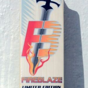 Fireblaze Limited Edition Cricket Bat