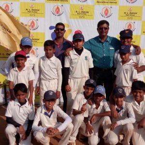 Boys Cricket Club A Team, Mumbai