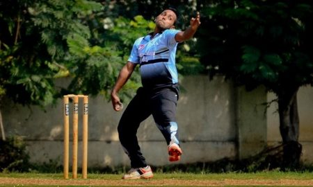 Parag Khanapurkar (Mumbai Customs Team) 201 runs not out in 150 balls (20 fours & 1 six) and 9 wkts