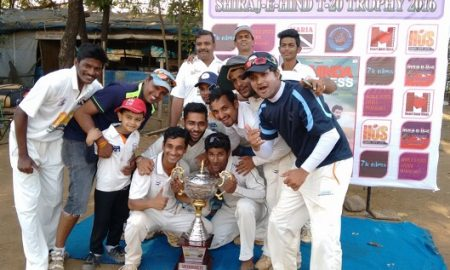Shiraz E Hind 40 Overs Tournament 2016-17, Mumbai