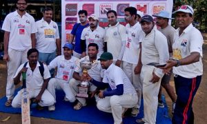 Shiraz-E-Hind T20 Overs Cricket Tournament -2016-17, Mumbai
