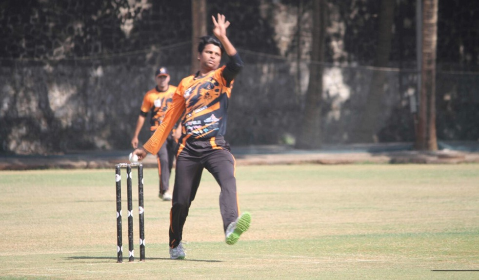 Sudesh Hiremath (SSA Striker Team) 55 runs in 39 balls 7 fours and 4 wkts