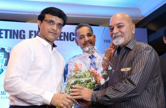 Umpire babrekar Felictation Ceremony