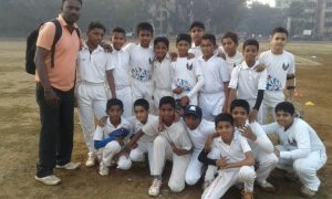 Vikhrolians Sports Club Under 12 Team