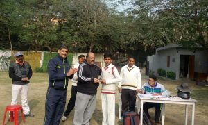 1st Arise T-20 Winter Cup U-14 Tournament