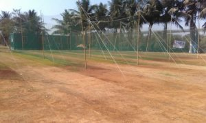 I Land Sports Academy Outdoor Net Cricket Ground